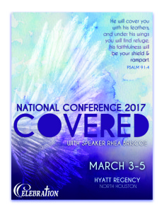 National Conference March 3-5, 2017